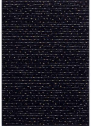 Karastan Woven Impressions Beaded Curtain Indigo 35502-13111 Area Rug