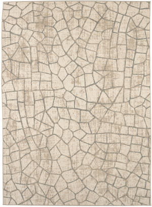Karastan Kismet Fragment Ivory Area Rug