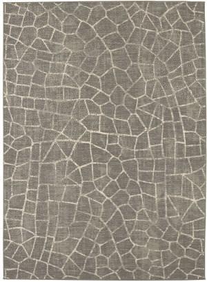 Karastan Kismet Fragment Elephant Skin Area Rug