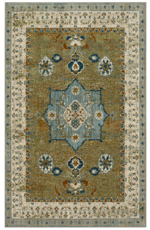 Karastan Meraki Promenade Heirloom G Area Rug