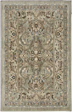 Karastan Euphoria Newbridge Willow Grey Area Rug
