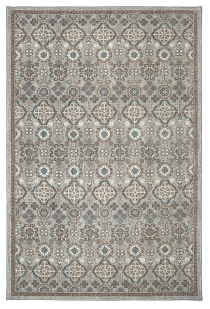 Karastan Euphoria Connacht Willow Grey Area Rug