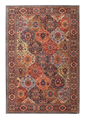 Karastan Spice Market Levant Multi Area Rug