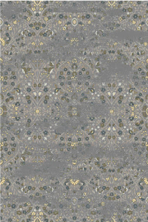 Karastan Touchstone Eme Willow Gray Area Rug