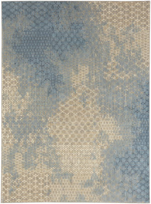 Karastan Intrigue Mesmerize Gray Area Rug