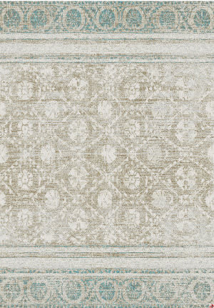 Karastan Touchstone Martinique Natural Cotton Area Rug