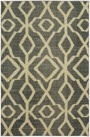 Karastan Vintage Tapis Illume Denim Area Rug