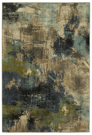 Karastan Elements Suffuse Multi Area Rug