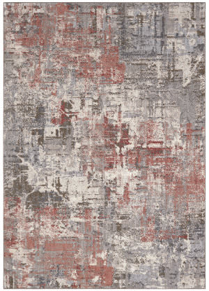 Karastan Enigma Igneous Clay Area Rug