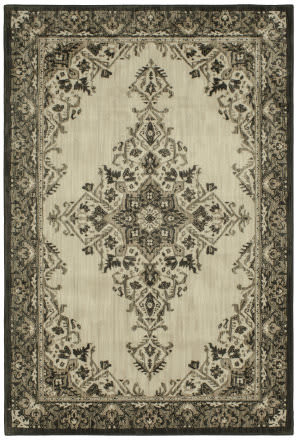 Karastan Elements Bosa Onyx Area Rug