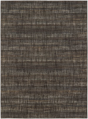 Karastan Elements Fowler Black - Gray Area Rug