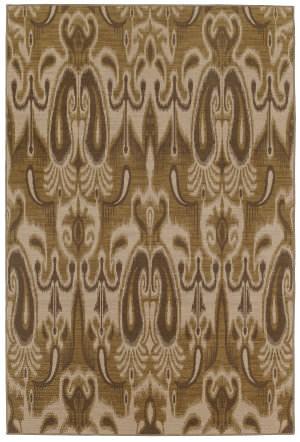 Karastan Bellingham Ferndale Wheat 37150-17206 Area Rug