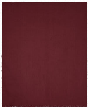Karastan Captivating Shag Red Dahlia  Area Rug