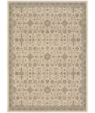 Karastan Titanium Cannes Ivory - Light Beige Area Rug