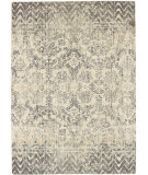 Karastan Touchstone Le Jardin Willow Gray Area Rug