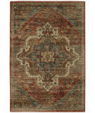Karastan Elements Kasbar Spice Area Rug