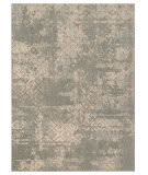 Karastan Elements Bisbee Oyster - Gray Area Rug