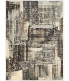 Karastan Tempest Echo Natural Cotton - Willow Grey Area Rug