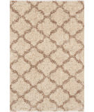 Karastan Prima Shag Temara Lattice Brown Area Rug