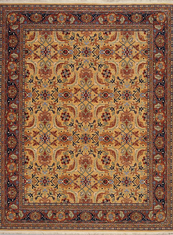 Karastan English Manor Brighton 2120 506 Area Rug Last