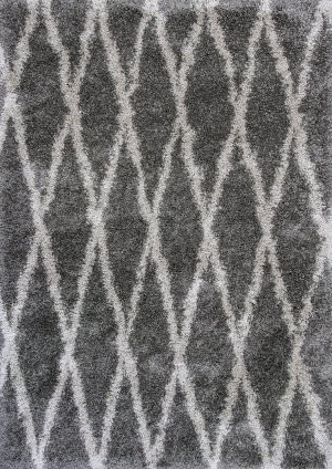 Kas Delano 1150 Grey Area Rug