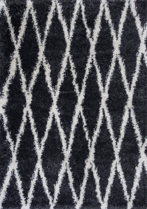 Kas Delano 1152 Black Area Rug