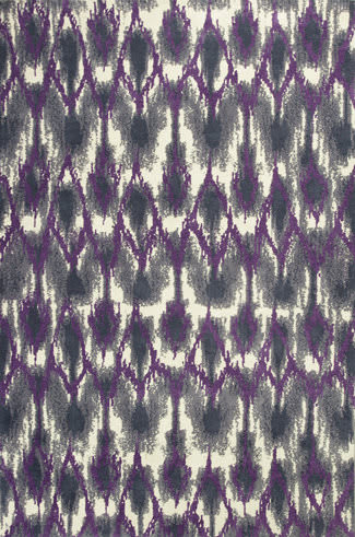 Kas Allure 4058 Grey / Purple Area Rug