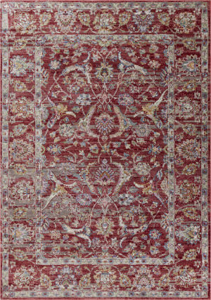 Kas Ashton 7700 Red Area Rug