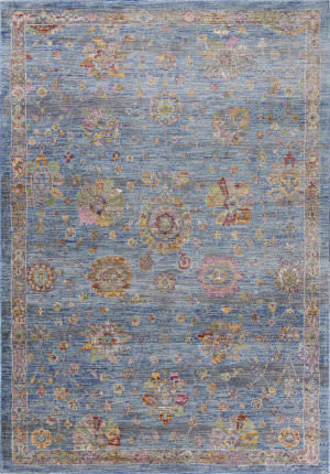 Kas Ashton 7702 Blue Area Rug