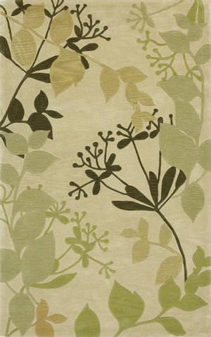Kas Bali Rainforest Ivory 2821 Area Rug