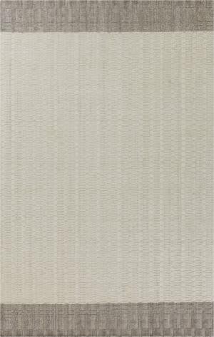 Kas Birch 9256 Ivory - Grey Area Rug