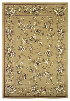 Kas Cambridge 7338 Beige Area Rug