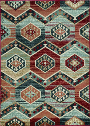 Kas Chester 5630 Red Area Rug