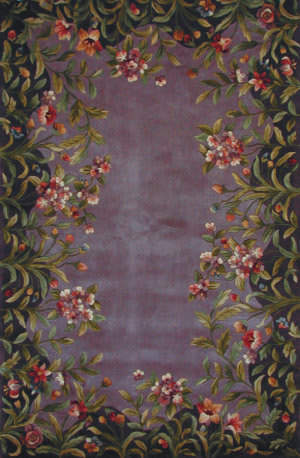 Rugstudio Sample Sale 11782R Lavender Area Rug