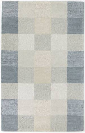 Kas Eternity Checkerboard Seaside 1081 Area Rug
