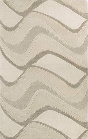 Kas Eternity Waves Ivory 1085 Area Rug