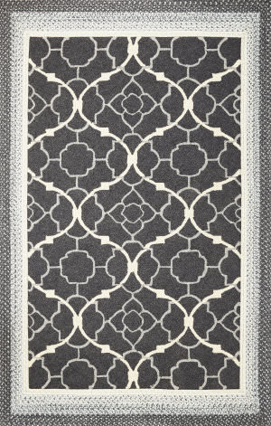 Kas Fairfax 5515 Black Area Rug