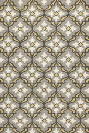 Kas Harbor 4209 Grey-Gold Area Rug