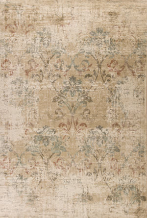 Kas Heritage 9351 Champagne Area Rug