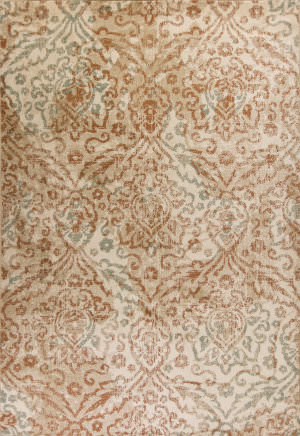Kas Heritage 9352 Champagne Area Rug