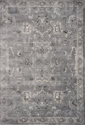 Kas Hue 4708 Grey Area Rug
