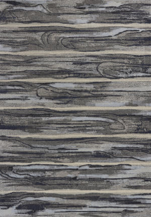 Kas Illusions 6210 Grey Area Rug