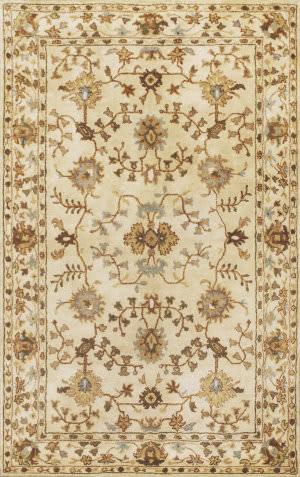 Kas Jaipur 3861 Ivory Area Rug