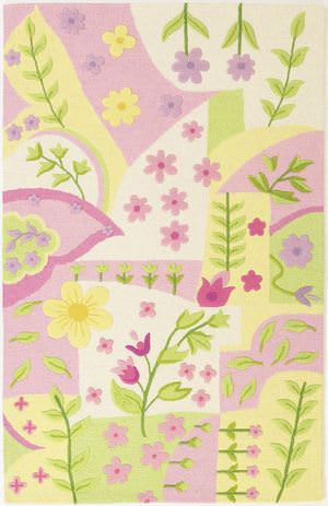 KAS Kidding Around Princess Dreams 422 Multi Area Rug