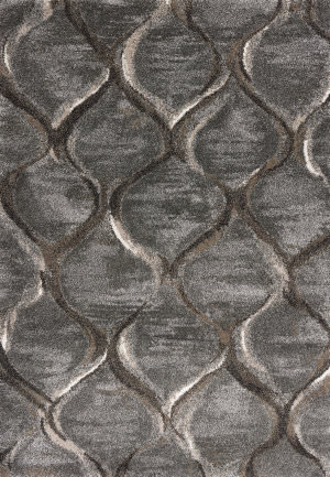 Kas Landscapes 5906 Charcoal Area Rug