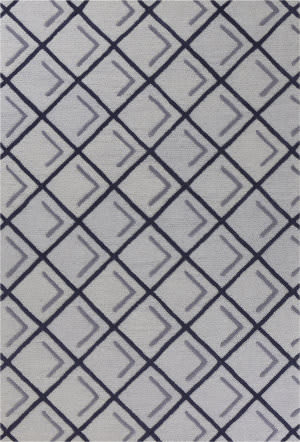 Kas Libby Langdon Soho 5025 Iron - Smoke Area Rug
