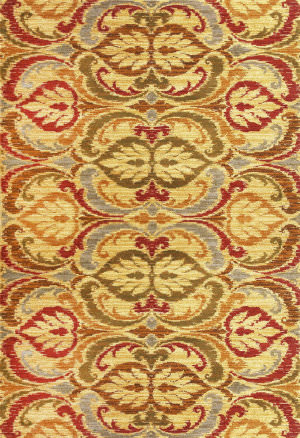 Kas Lifestyles 5466 Gold Area Rug