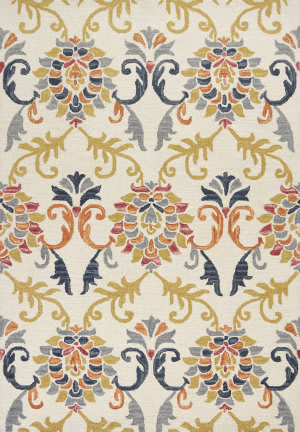 Kas Lisbon 2902 Ivory Area Rug