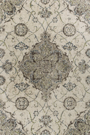 Kas Madison 3412 Ivory-Beige Area Rug