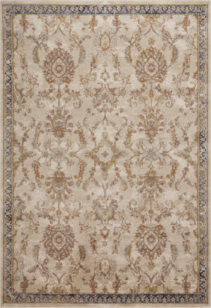 Kas Manor 6354 Ivory Area Rug